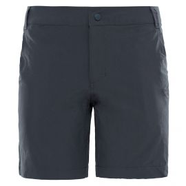 The North Facte Exploration outdoor short dames asphalt grey