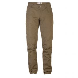 Fjällräven High Coast Fall wandelbroek dames khaki