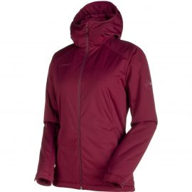 Mammut Chamuera SO Thermo Hooded outdoor jack dames merlot