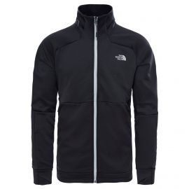 The North Face Croda Rossa fleece vest heren TNF black