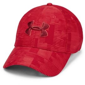 Under Armour Blitzing 3.0 pet heren printed rood