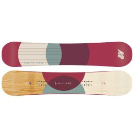 K2 Outline snowboard dames