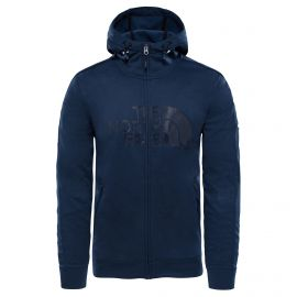 The North Face Tansa Hoodie fleece vest heren urban navy
