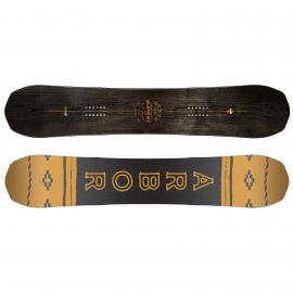 Arbor Element mid wide snowboard black