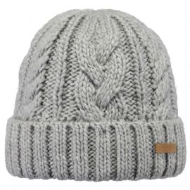 Barts Jeanne Beanie muts dames heather grey
