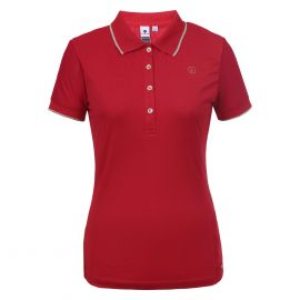 Luhta Alli polo dames classic red