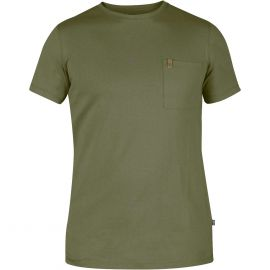 Fjällräven Övik Pocket shirt heren green