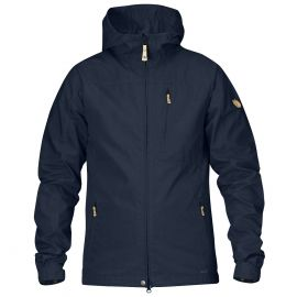 Fjällräven Sten outdoor jack heren dark navy