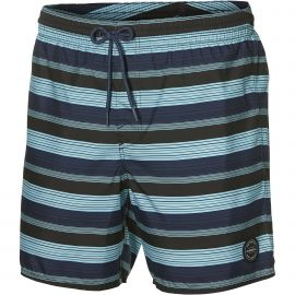 O'Neill PM Bondi Shorts zwembroek heren black aop white blue