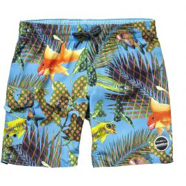 O'Neill PB Flying High Board Short zwembroek junior blue aop