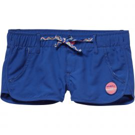 PG Chica Belt Swim Short zwembroek junior neon dark blue