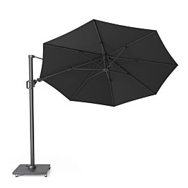 Platinum Challenger T2 Premium Oak parasol 350 faded black