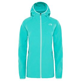 The North Face Apex Nimble Hoodie vest dames ion blue