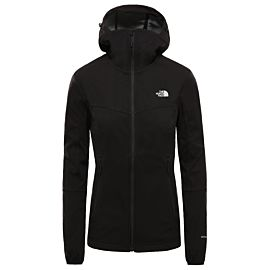 The North Face Hikesteller softshell jas dames tnf black
