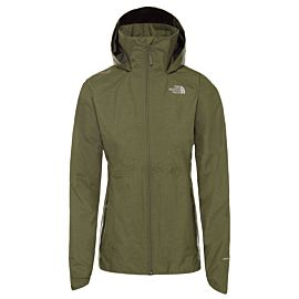 The North Face Inlux Dryvent outdoor jack dames four leaf clover