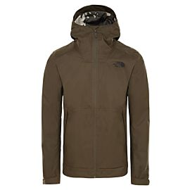 The North Face Millerton outdoor jack heren new taupe green