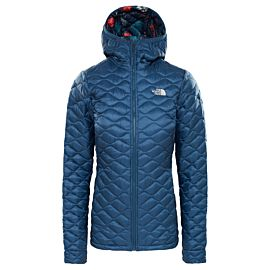The North Face Thermoball jas dames blue wing teal