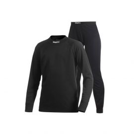 Craft Active Basic thermokleding set junior black