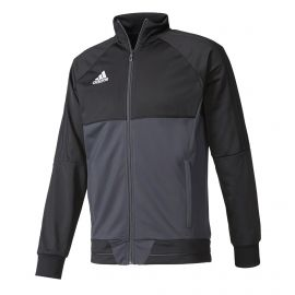 adidas Tiro17 PES trainingsjack heren black