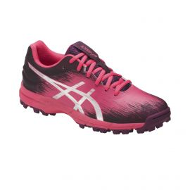 ASICS Gel-Hockey Typhoon 3 P756N hockeyschoenen dames prune silver aquarium
