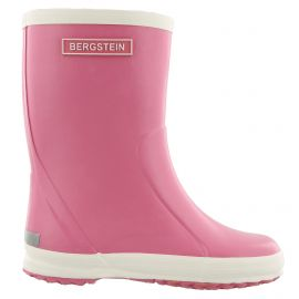Bergstein Rainboot regenlaarzen junior fuxia