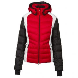 Bogner Fire + Ice Malia winterjas dames red