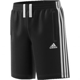 Adidas Essentials 3-stripes knit short junior black