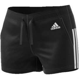 Adidas Essentials 3-stripes short dames black