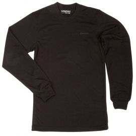 Campri thermoshirt lange mouw junior zwart