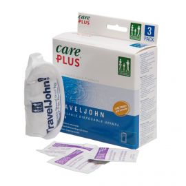 Care Plus TravelJohn disposable urinal
