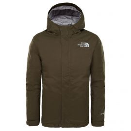 The North Face Snow Quest winterjas junior new taupe