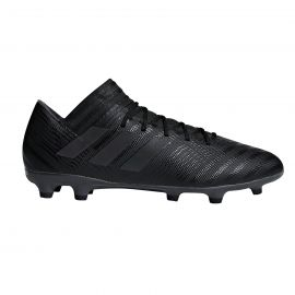 Adidas Nemeziz 17.3 FG CP8988 voetbalschoenen core black hi-re green