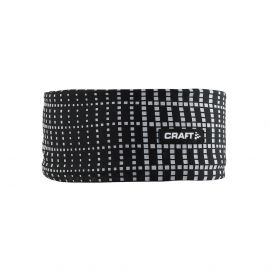Craft Brilliant 2.0 Headband hoofdband black reflective