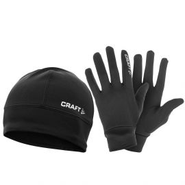 Craft Running Winter Gift Pack hardloopset zwart