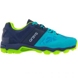 Grays Traction hockeyschoenen dames blue volt