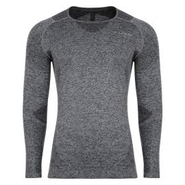 Dare 2b Zonal III Long Sleeve Base Layer Top thermoshirt heren charcoal grey