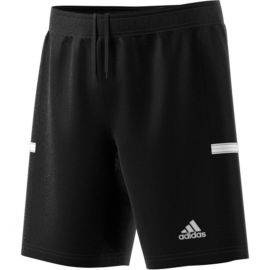 adidas Team19 Knit voetbalshort junior black white