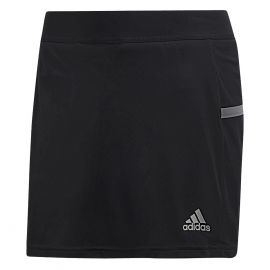 adidas Team19 skort rokje dames black white