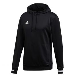adidas Team19 Hoody trui heren black white
