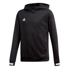 adidas Team19 Hoody trui junior black white