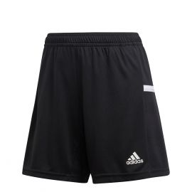 adidas Team19 Knit voetbalshort dames black white