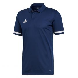 adidas Team19 poloshirt heren navy blue white