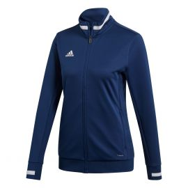 adidas Team19 trainingsjack dames navy blue white