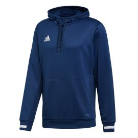 adidas Team19 Hoody trui heren navy blue white