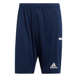 adidas Team19 Knit voetbalshort navy blue white