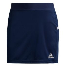 adidas Team19 skort rokje dames navy blue white