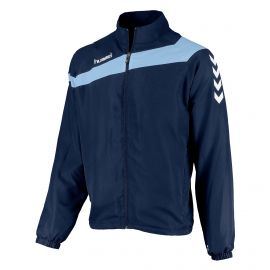 Hummel Elite Micro trainingsjack heren navy sky blue