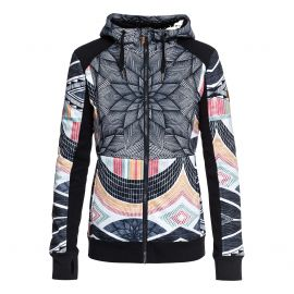 Roxy Frost Printed ski vest dames pop snow stars