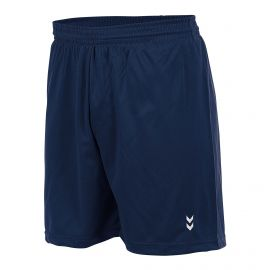 Hummel Euro Short voetbalshort junior navy
