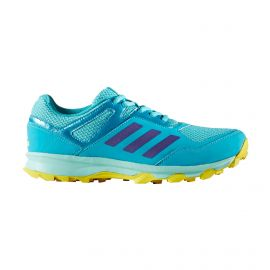 adidas Fabela Rise BY2537 hockeyschoenen dames energy blue